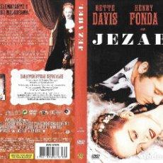 Cine: JEZABEL - WILLIAM WYLER. Lote 203392512