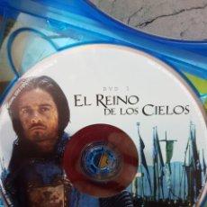Cinema: EL REINO DE LOS CIELOS (DVD). Lote 203572062