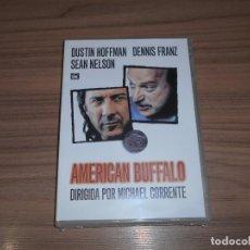 Cine: AMERICAN BUFFALO DVD DUSTIN HOFFMAN NUEVA PRECINTADA. Lote 218469436