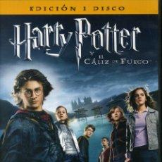 Cine: HARRY POTTER Y EL CÁLIZ DE FUEGO. Lote 203887176