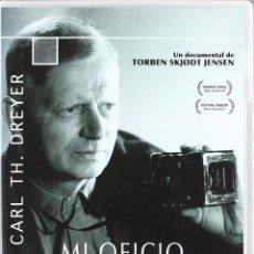 Cinéma: MI OFICIO ( CARL TH. DREYER ) . DVD NUEVO Y PRECINTADO . DESCATALOGADO. Lote 204130673