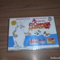 Cine: ERASE UNA VEZ EL CUERPO HUMANO SERIE COMPLETA 5 DVD 676 MIN. NUEVA PRECINTADA. Lote 222093298