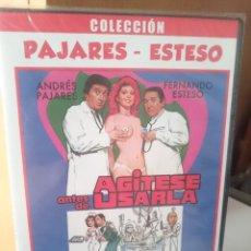 Cine: DVD - AGITESE ANTES DE USARLA -- ANDRES PAJARES - FERNANDO ESTESO. Lote 204229146