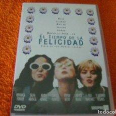 Cine: EL TIEMPO DE LA FELICIDAD / VERONICA FORQUE - ANTONIO RESINES / RARAAAAAA. Lote 204281462