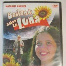 Cine: DVD BAILANDO SOBRE DE LA LUNA NATHALIE VANSIER NUEVA PRECINTADA. Lote 204654175