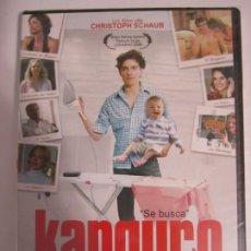 Cine: DVD SE BUSCA KANGURO NUEVO PRECINTADO. Lote 204697490
