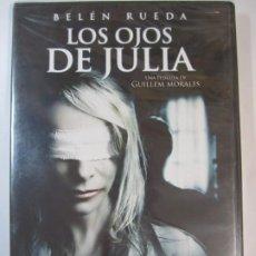 Cine: DVD LOS OJOS DE JULIA BELEN RUEDA GUILLERMO DEL TORO NUEVO PRECINTADO. Lote 204699977
