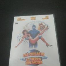 Cinema: REF. 1568 AS CHICAS DE LA TIERRA SON FACILES -DVD NUEVO A ESTRENAR. Lote 204755856