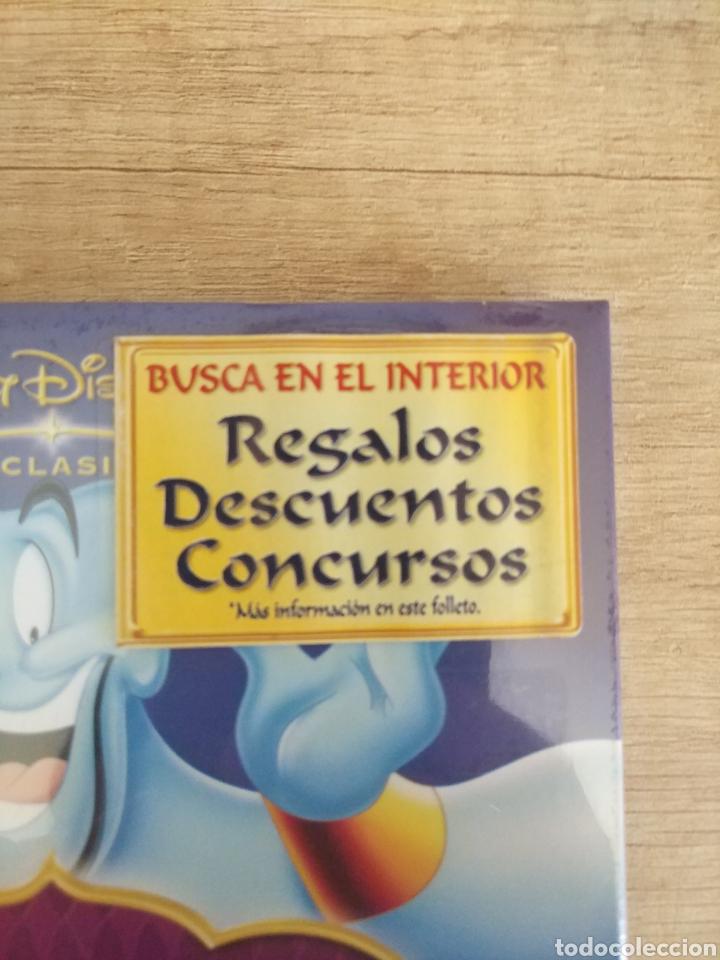 Cine: Aladdin Edición Especial - 2 DVD Disney Precintado - Foto 3 - 204806297