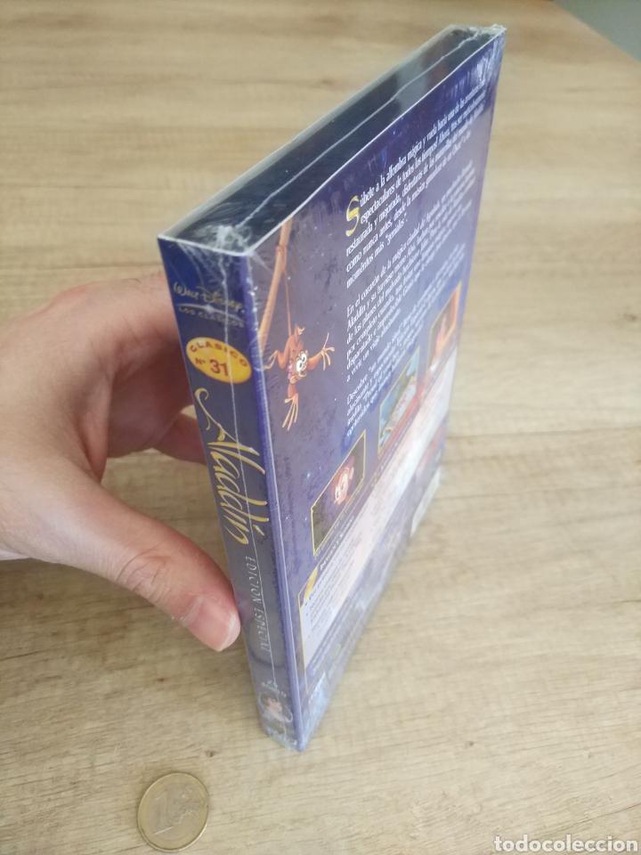Cine: Aladdin Edición Especial - 2 DVD Disney Precintado - Foto 5 - 204806297