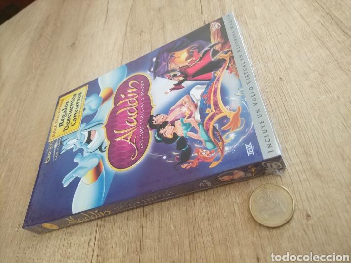 Cine: Aladdin Edición Especial - 2 DVD Disney Precintado - Foto 12 - 204806297
