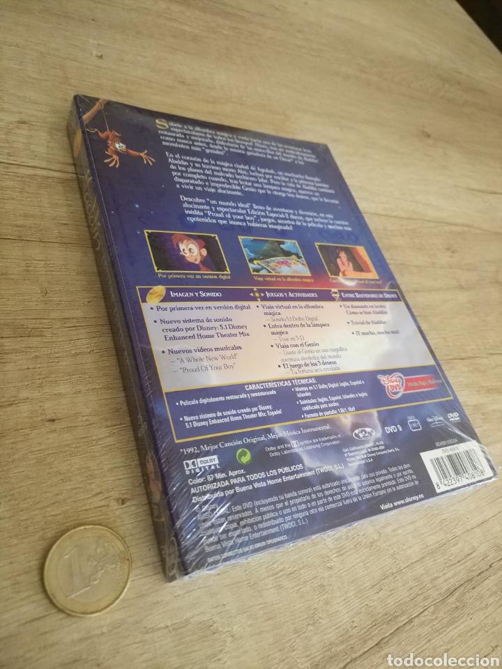 Cine: Aladdin Edición Especial - 2 DVD Disney Precintado - Foto 13 - 204806297