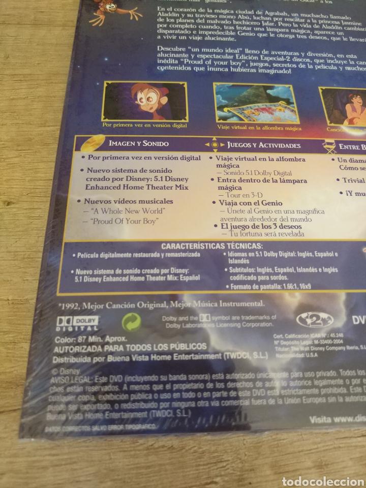 Cine: Aladdin Edición Especial - 2 DVD Disney Precintado - Foto 14 - 204806297