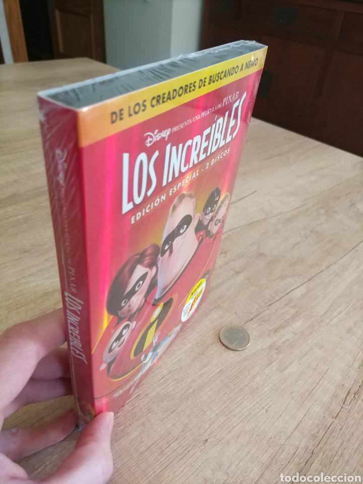 Cine: LOS INCREIBLES EDICIÓN ESPECIAL 2 DVD. PRECINTADO - Foto 3 - 204826641