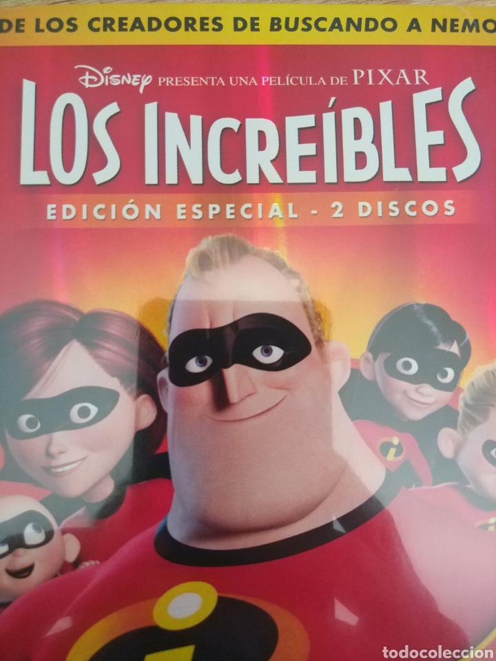 Cine: LOS INCREIBLES EDICIÓN ESPECIAL 2 DVD. PRECINTADO - Foto 7 - 204826641
