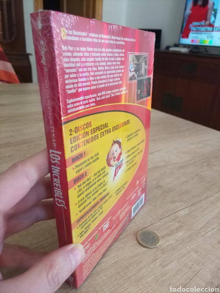 Cine: LOS INCREIBLES EDICIÓN ESPECIAL 2 DVD. PRECINTADO - Foto 11 - 204826641