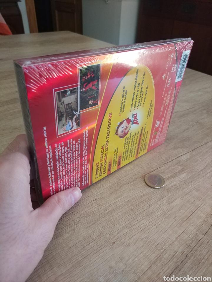 Cine: LOS INCREIBLES EDICIÓN ESPECIAL 2 DVD. PRECINTADO - Foto 12 - 204826641