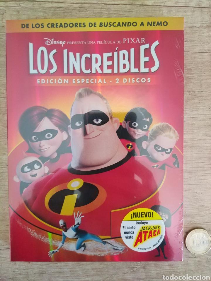 LOS INCREIBLES EDICIÓN ESPECIAL 2 DVD. PRECINTADO (Cine - Películas - DVD)