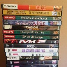 Cine: LOTE DE CINE / 28 PELÍCULAS DVD EN CALIDAD LUJO / VER LAS FOTOS.. Lote 204995191