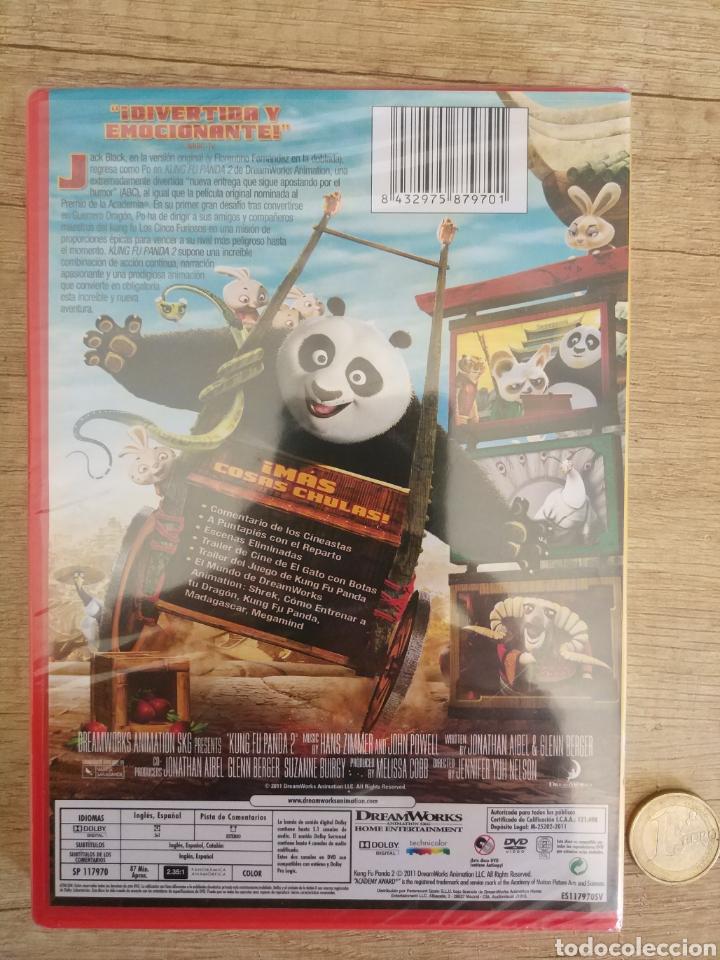 Cine: Kung Fu Panda 2. DVD. PRECINTADO - Foto 2 - 205002203