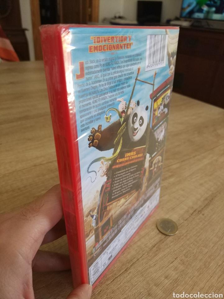 Cine: Kung Fu Panda 2. DVD. PRECINTADO - Foto 4 - 205002203