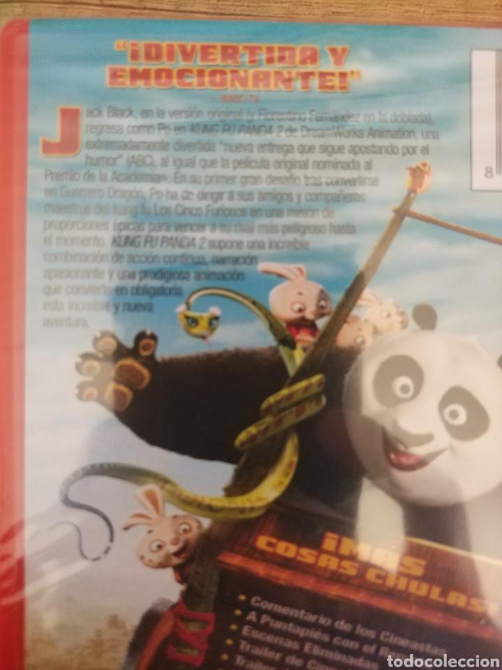 Cine: Kung Fu Panda 2. DVD. PRECINTADO - Foto 8 - 205002203