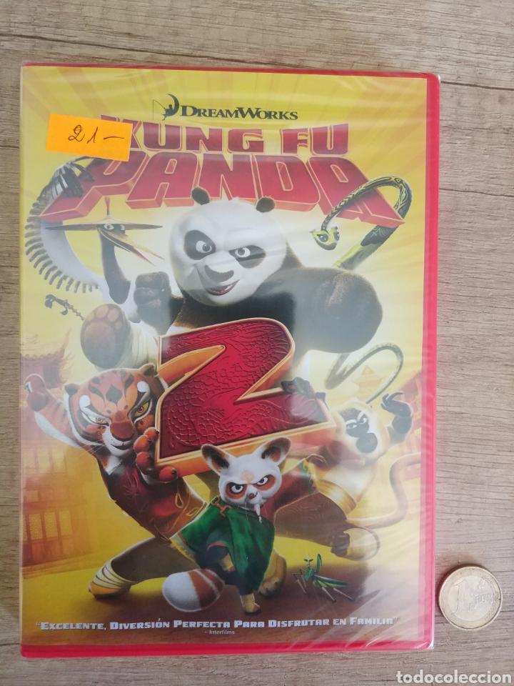 KUNG FU PANDA 2. DVD. PRECINTADO (Cine - Películas - DVD)