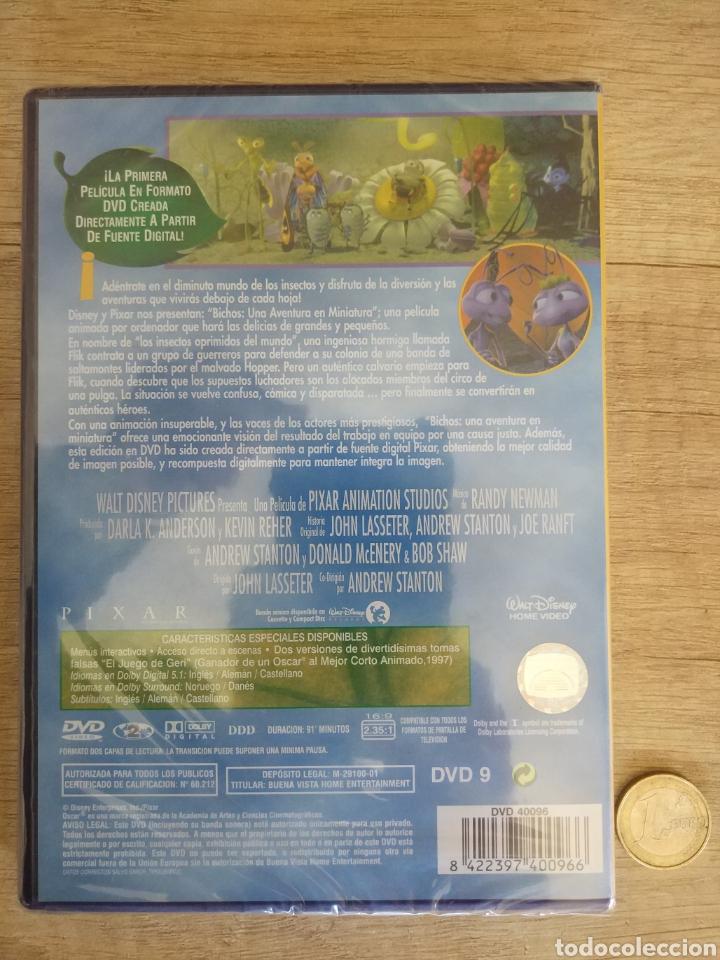 Cine: BICHOS DVD. Una aventura en miniatura PRECINTADO - Foto 2 - 205016763