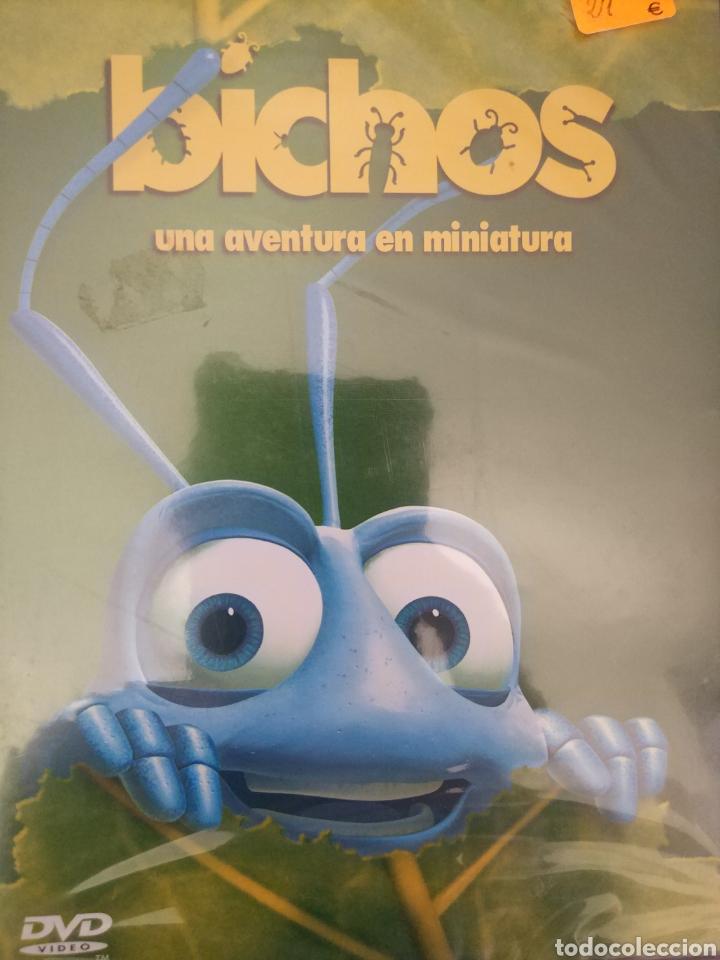 Cine: BICHOS DVD. Una aventura en miniatura PRECINTADO - Foto 5 - 205016763
