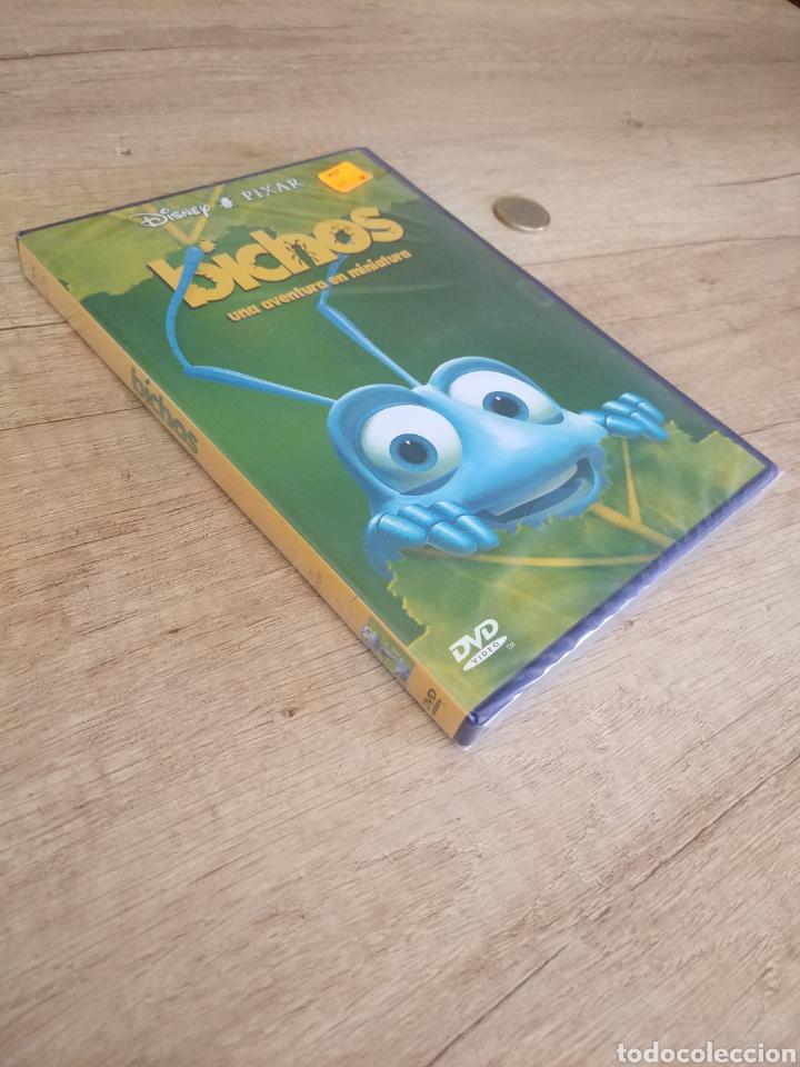 Cine: BICHOS DVD. Una aventura en miniatura PRECINTADO - Foto 10 - 205016763