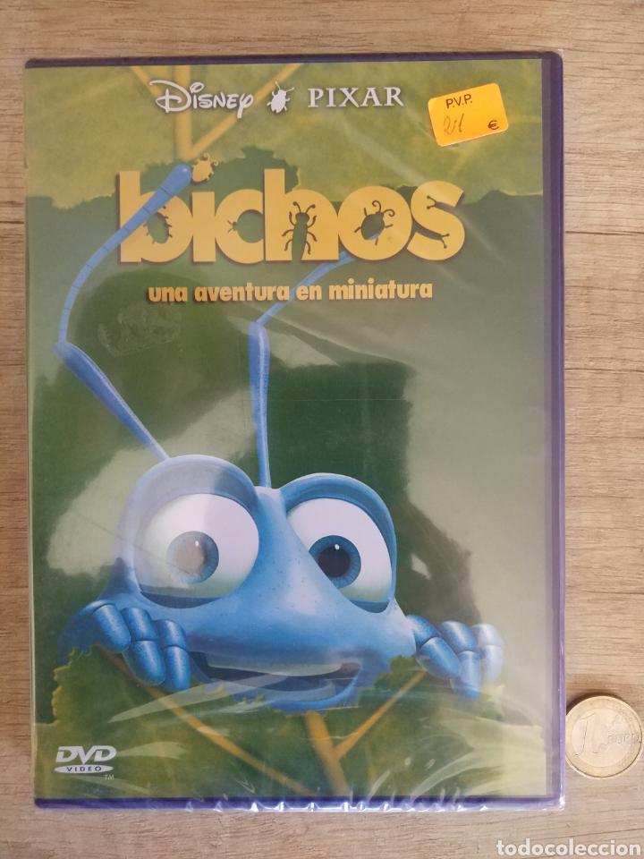 BICHOS DVD. UNA AVENTURA EN MINIATURA PRECINTADO (Cine - Películas - DVD)