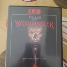 Cine: WHISMASTER. Lote 205029785