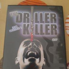 Cine: DRILLER KILLER. Lote 205031993