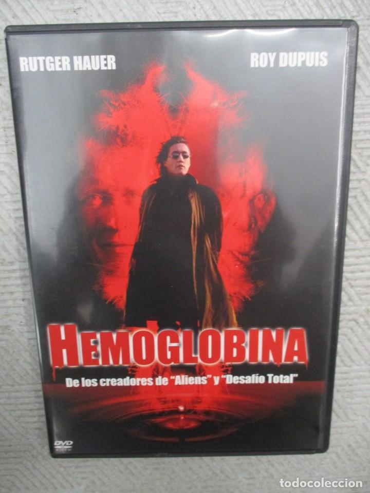 DVD - HEMOGLOBINA / RUTGER HADER, ROY DUPUIS - PEDIDO MINIMO DE 10€ (Cine - Películas - DVD)