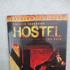 Cine: DVD - HOSTEL EDICION ESPECIAL / QUENTIN TARANTINO - PEDIDO MINIMO DE 10€. Lote 205044335