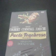 Cinema: REF. 1790 PACTO TENEBROSO - DVD NUEVO ESTRENAR. Lote 205109706