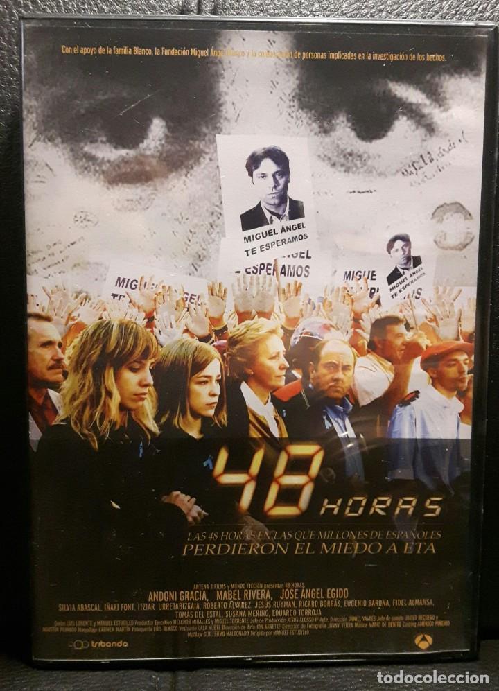 48 HORAS - DVD - ORIGINAL - DESCATALOGADA - SILVIA ABASCAL - ROBERTO ALVAREZ - CINE ESPAÑOL (Cine - Películas - DVD)
