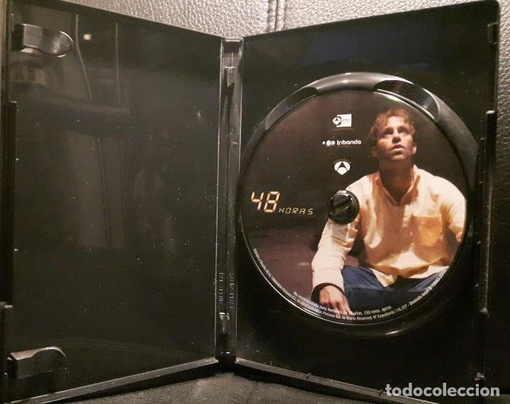 Cine: 48 HORAS - DVD - ORIGINAL - DESCATALOGADA - SILVIA ABASCAL - ROBERTO ALVAREZ - CINE ESPAÑOL - Foto 3 - 205293208