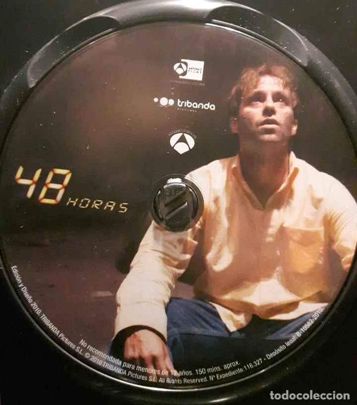 Cine: 48 HORAS - DVD - ORIGINAL - DESCATALOGADA - SILVIA ABASCAL - ROBERTO ALVAREZ - CINE ESPAÑOL - Foto 4 - 205293208