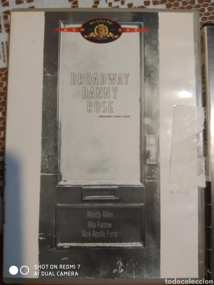 Cine: Broadway Danny Rose. Y Toma el dinero y corre dos DVDs . - Foto 2 - 205340075