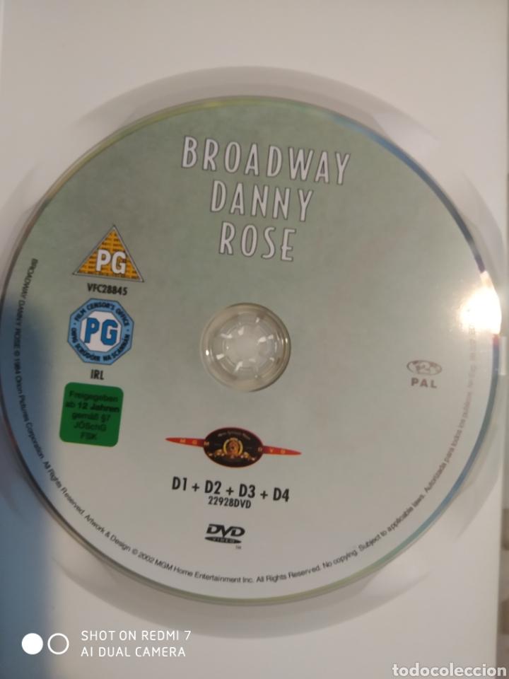 Cine: Broadway Danny Rose. Y Toma el dinero y corre dos DVDs . - Foto 4 - 205340075