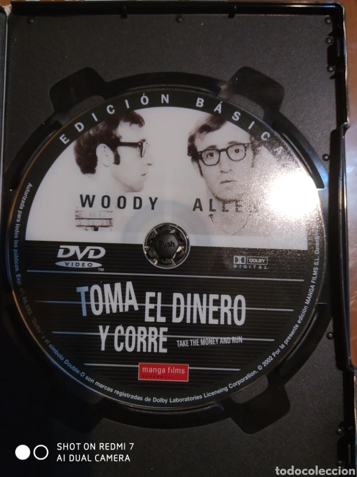 Cine: Broadway Danny Rose. Y Toma el dinero y corre dos DVDs . - Foto 5 - 205340075