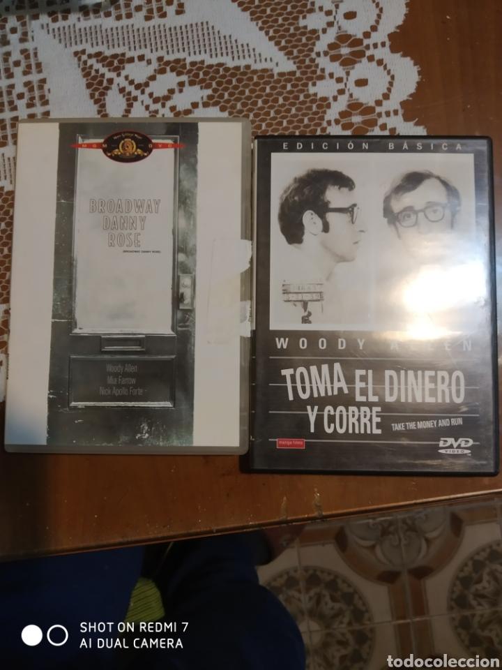 BROADWAY DANNY ROSE. Y TOMA EL DINERO Y CORRE DOS DVDS . (Cine - Películas - DVD)