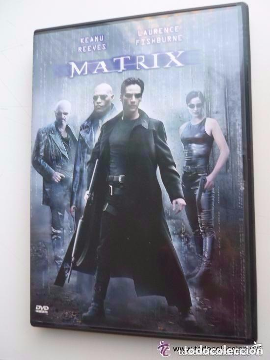 CINE DVD: MATRIX *IMPECABLE* (Cine - Películas - DVD)