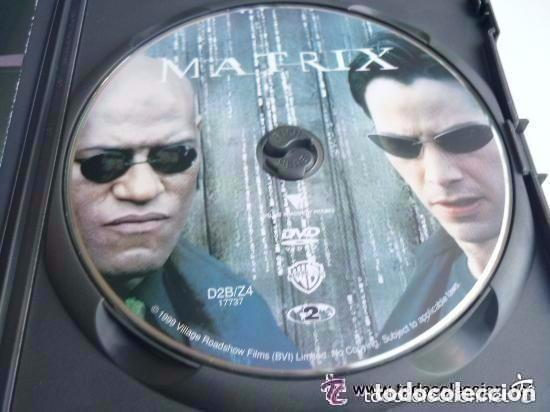 Cine: CINE DVD: MATRIX *IMPECABLE* - Foto 2 - 205340802