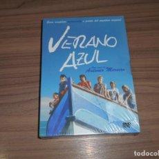 Cine: VERANO AZUL SERIE COMPLETA REMASTERIZADA 7 DVD 19 HORAS APROX. CHANQUETE NUEVA PRECINTADA. Lote 269747418