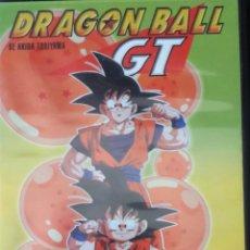 Cine: DVD DRAGON BALL GT 100 AÑOS DESPUÉS IDIOMAS CASTELLANO Y CATALÀ DRAGON BALL Z. Lote 205371031