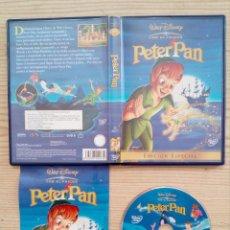 Cinéma: PETER PAN - DISNEY DVD. Lote 205390910