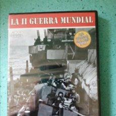 Cine: DVD LA SEGUNDA GUERRA MUNDIAL EL PACÍFICO - LA BOMBA. PERMIO EMMY. NÚMERO 12.(NUEVA PRECINTADA. Lote 205606240