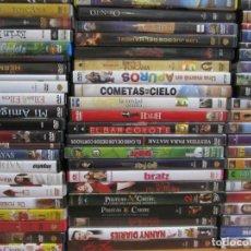 Cine: LOTE MAS DE 60 DVD VARIOS. Lote 205727132